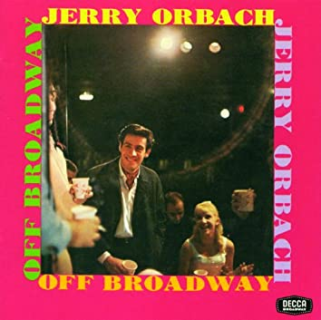 Jerry Orbach: Off Broadway