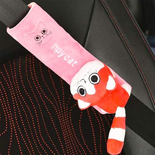 VNASKH 1Pcs Auto Seat Belt Pads Universal Car Seat Shoulder Strap Pad Cushion Cover Car Belt Protector Safety Belt Cover