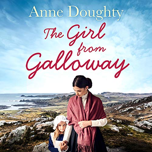 The Girl from Galloway audiobook cover art