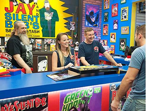 Comic Book Men 412: Secret Stashley