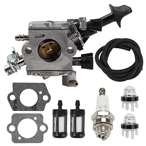 Mannial C1Q-S210 Carburetor Carb fit BR350 BR350Z BR450 BR450C-EF BR430 SR430 SR431 SR450 BR430Z Backpack Blower 4229 129 0901