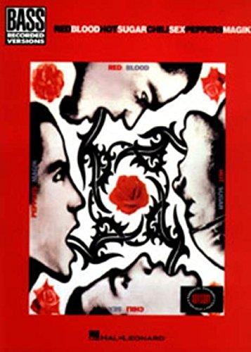 Red Hot Chili Peppers Blood Sugar Sex Magik Tab Bass Recorded Version: Noten für Bass-Gitarre (Bass Guitar)