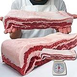 国産 豚バラ肉 ブロック冷凍 1kg