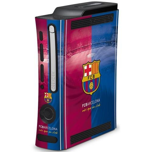 Xbox 360Skin–F.C Barcelona por Footie Regalos