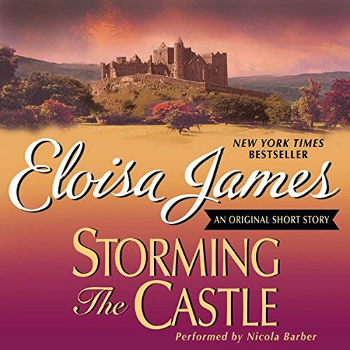 Storming the Castle audiobook cover art