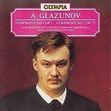 Glazunov - Symphonies 1 & 7 [UK Import]