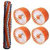 Kit di 4 filtri e spazzole Mian per Black+Decker POWERSERIES Cordless Stick Vacuum BSV2020G