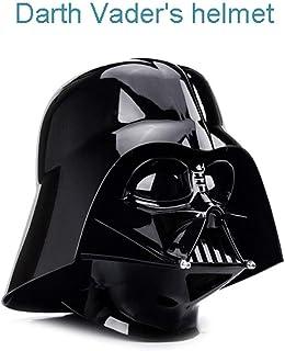 Q Marvel toy Casco de Darth Vader, Star Wars Black Warrior Cutter, relación 1: 1, ABS, susurro