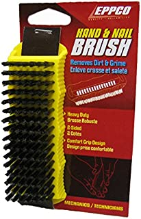 Eppco Heavy Duty Two Sided Hand & Nail Brush (10 Pack)