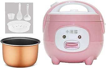 Rice Cooker Huishoudelijke mini-rijstkoker, 3 l / 500 W, inclusief koken en automatische warmteconservering