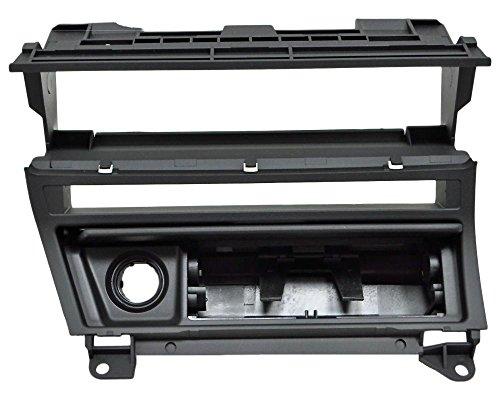 BMW E46 Funktionsträger - Ausführung: Schaltzentrum mit Raucherpaket - Verlagerung von Klimabedienteil bzw. Heizungsbedienteil für 2DIN / Doppel DIN Umbau - Original BMW Ersatzteil