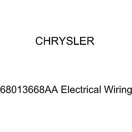 CHRYSLER WIRING SHIELD 68085335AA