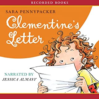 Clementine's Letter cover art