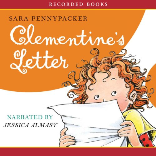 Clementine's Letter audiobook cover art