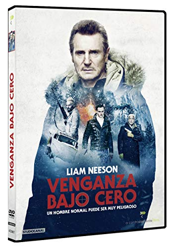 Venganza Bajo Cero [DVD]