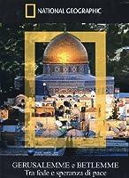 Gerusalemme E Betlemme - Tra Fede E Speranza Di Pace (Dvd+Booklet) [Italian Edition]