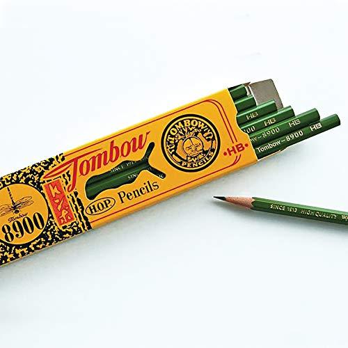トンボ鉛筆鉛筆8900HB1ダース8900-HB
