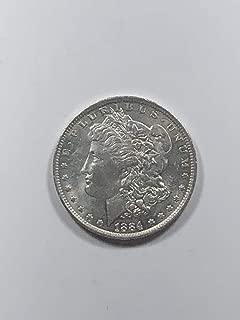 1884 O Morgan Silver Dollar BU/AU Dollar Uncirculated