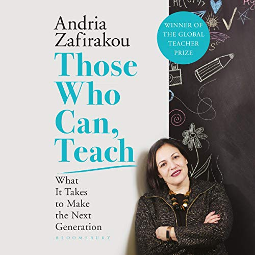 Those Who Can, Teach cover art