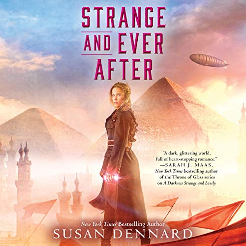 Strange and Ever After Audiobook By Susan Dennard cover art