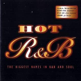 Heisse R & B Tracks (CD Compilation, 37 Titel, Diverse Künstler)