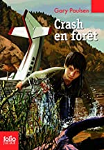 Crash en forêt de Gary Paulsen