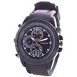 Best Spy Watches - Spy Mission Spy Wrist Watch securitycamera Hidden Audio/Video Review