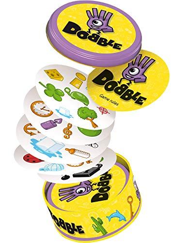 Dobble Kartenspiel - Englische Sprache