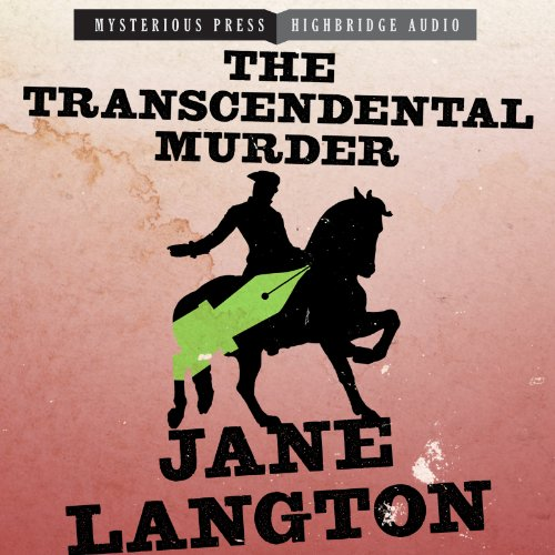 The Transcendental Murder cover art