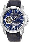 Seiko SSA399J1 Reloj Seiko Premier Automatico Caballero Corazon Abierto Color Azul for Hombre, Azul, Hombre Estándar