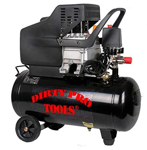24 Litre Air Compressor 8 BAR 115 PSI Electric