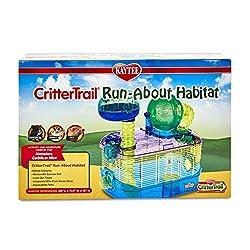 top 10 sam hamster cage Kaytee CritterTrail ZRun-About Habitat