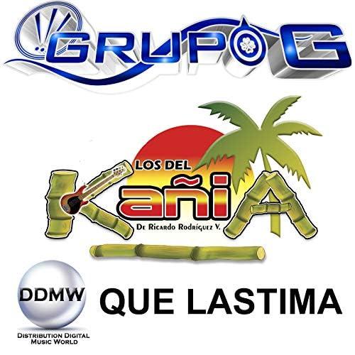 Grupo G feat. Los Del Kañia De Ricardo  Rodríguez V.