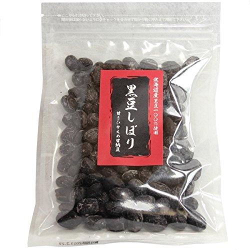 北海道産黒豆しぼり甘納豆 130×2袋 メール便発送
