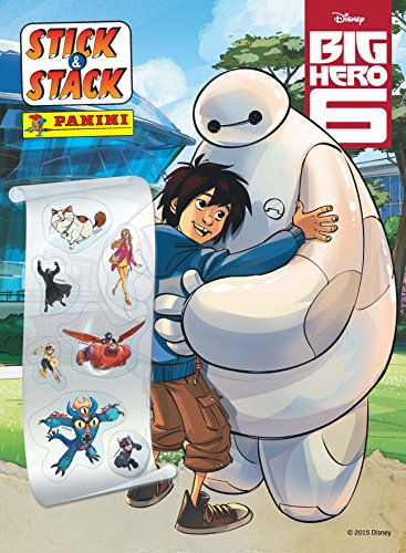 Big Hero 6. Stick & Stack