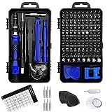 Aischens 130 en 1 Juego de Destornilladores de Precisión con Magnetizador, Kit de Herramientas de Reparación de Bricolaje para Reparar Electrónica, reloj, iPhone, iPad, Laptop, Xbox, Gafas, Mirar