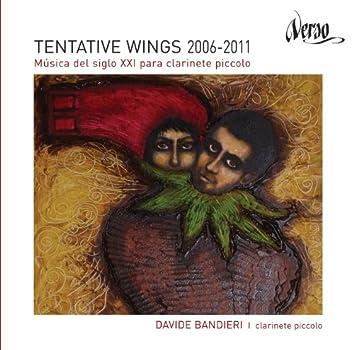 Tentative Wings 2006-2011. Música del siglo XXI para clarinete piccolo