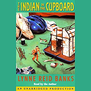 The Indian in the Cupboard cover art