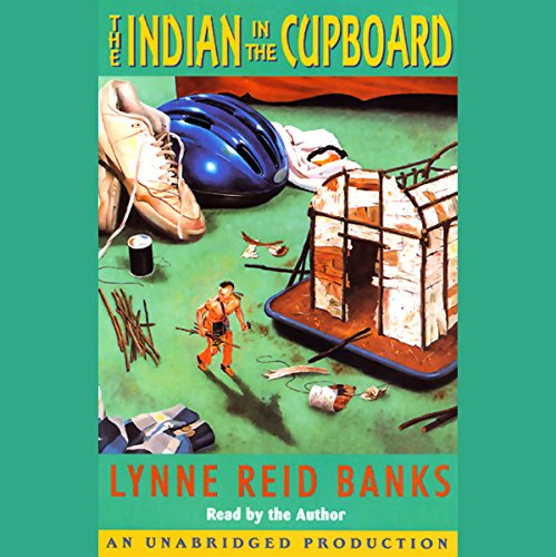 The Indian in the Cupboard audiobook cover art