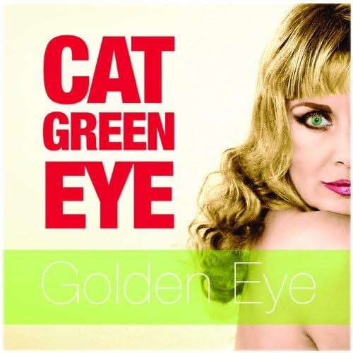 Cat Green Eye