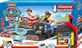 Carrera FIRST PAW Patrol Race 'N' Rescue 20063032 Autorennbahn Set ab 3 Jahren