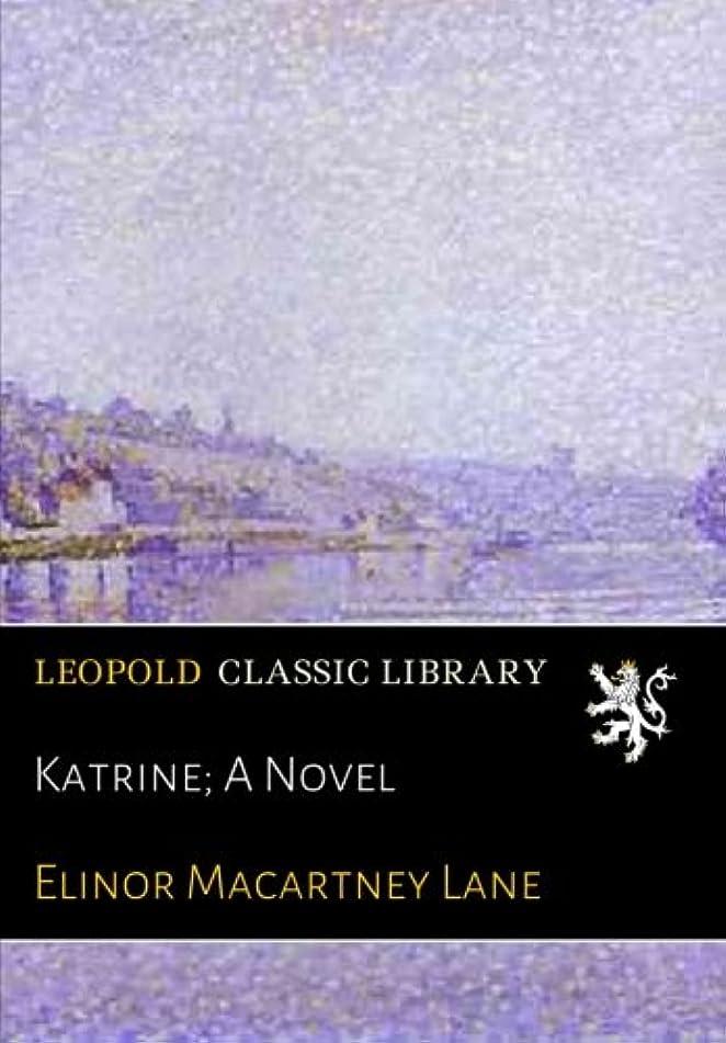 簡単に家具ビジョンKatrine; A Novel