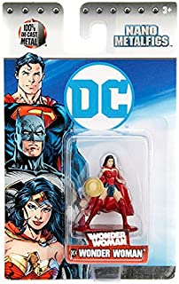 JMDC DC Nano Metalfigs Wonder Woman 1.5-Inch Diecast Figure DC4 [DC4]