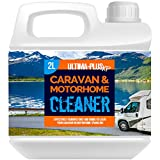 ULTIMA-PLUS XP Caravan and Motorhome Cleaner - Removes Algae, Black Streaks, Dirt, Grime and More - Easy to use Formula (2 Litres)