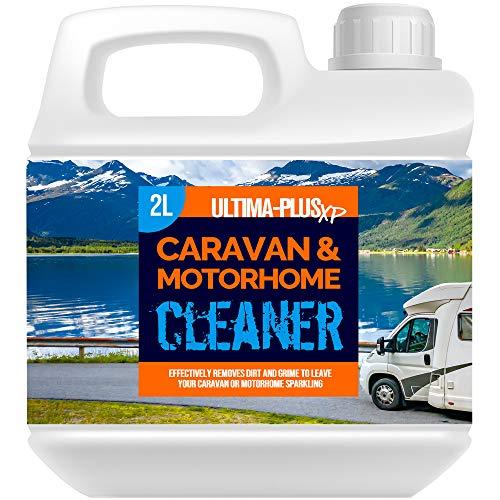 ULTIMA-PLUS XP Caravan and Motorhome Cleaner - Removes Algae, Black...