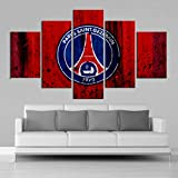 cmhai 5 Stücke Frankreich Fußball Paris Saint-Germain