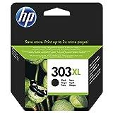 Cartucho HP 303XL Negro Original T6N04AE - Compatible con HP Envy Photo 6220/6230/7130/7830 - Alto Rendimiento 600 páginas