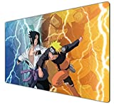 Naruto Shippuden-3 Mouse Pad Rectangle Rubber Non-Slip Gaming Mouse Pad Large Mouse Pad Gaming Mouse Pad