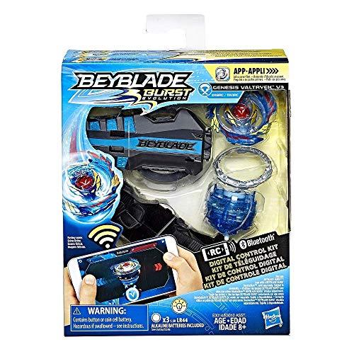 Beyblade–Peonza, E3014, Azul