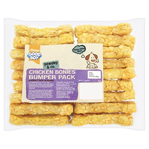 Good Boy Chicken Flavour Bonies, 450 g,